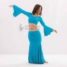 Traje Basico Kuma Danza del Vientre 2 colores a escoger