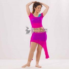 Ropa danza del vientre de ensayo Lanx