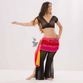 Ropa Danza del vientre de ensayo Markeb