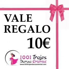 VALE REGALO 10€