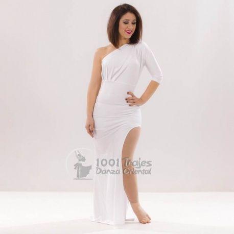 Traje Vestido Tarin Blanco