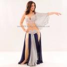 Traje Danza del Vientre Egipcio Sulafat