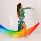 Veil Poi Seda - 3 colores a escoger