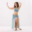 """Traje de Egipto """"Sheliak"""" para Danza del Vientre"""