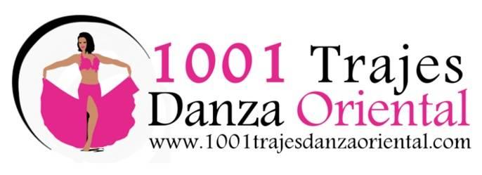 1001 Trajes Danza Oriental